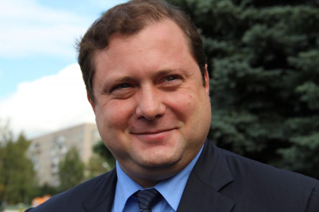 Алексей Островский поздравляет смолян с Днем народного единства
