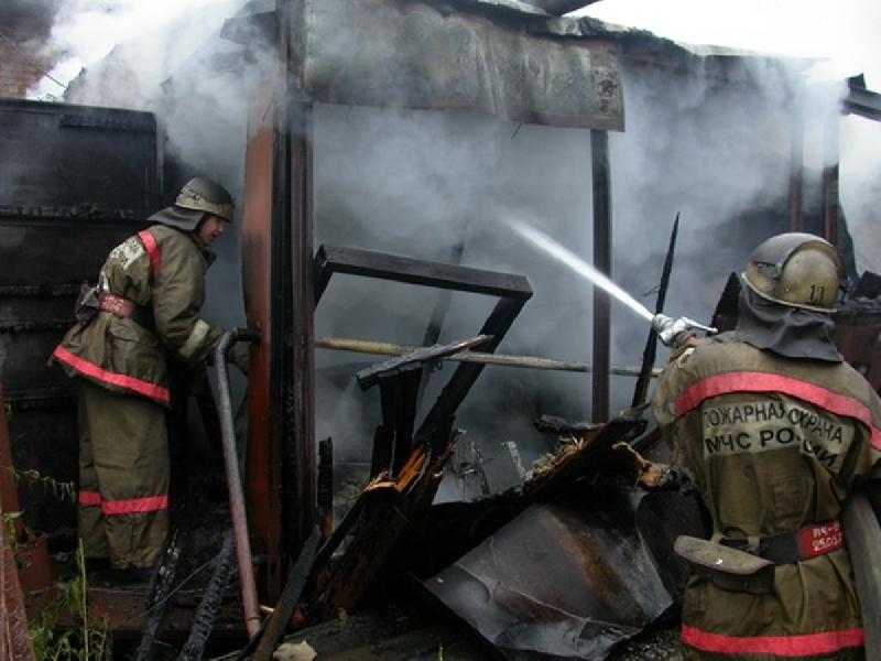 За выходные в Смоленской области сгорело пять бань