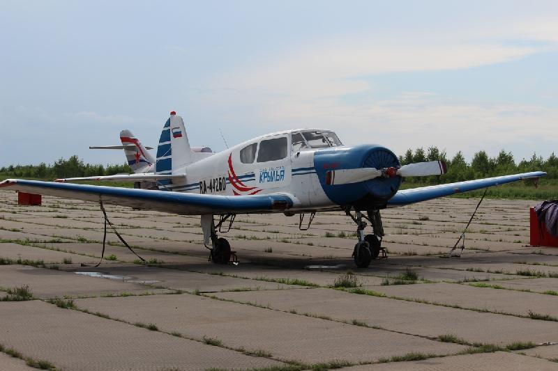 Самолеты смоленского авиазавода пополнят авиацию ДОСААФ России