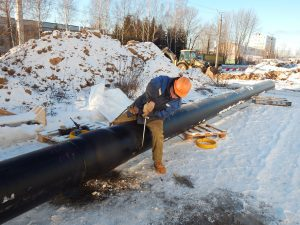 Подготовка к отопительному сезону в Смоленске и области прошла с превышением показателей
