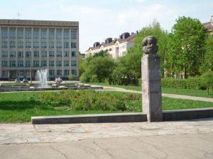 Смоленские коммунисты заявили, что голова Карла Маркса не продается