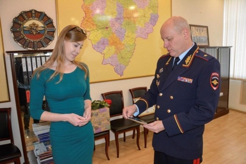 Корреспондентка из Ярцева победила в конкурсе «Полиция глазами смолян»