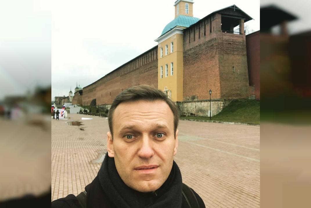 В Смоленске на встречу с Навальным пришло 450 человек