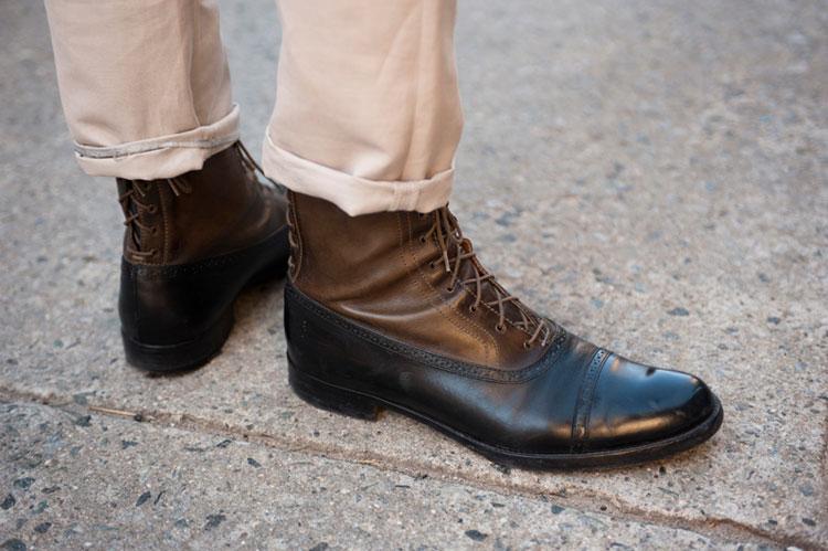 Обувь для мужчины: и в пир, и в мир