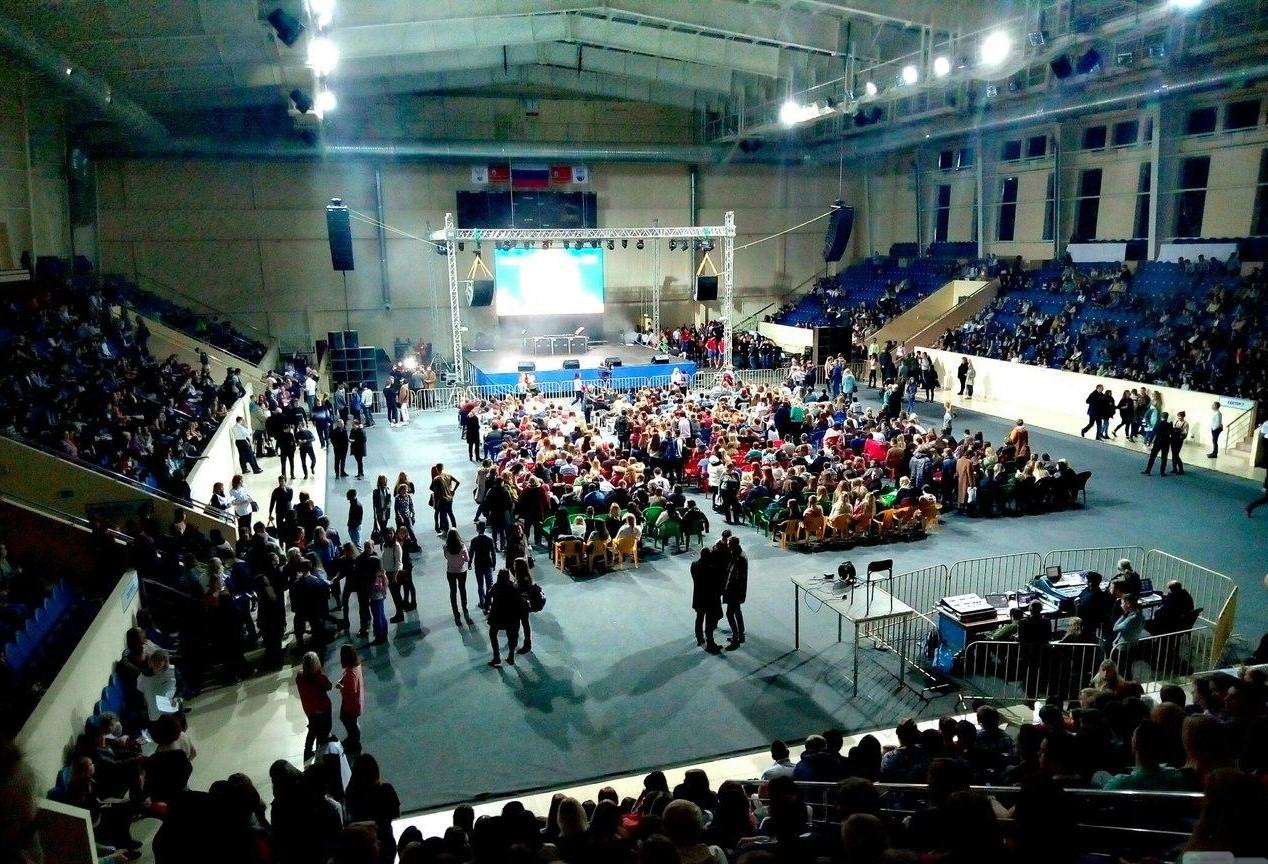 В Смоленске «Посвящение в студенты» планируют сделать ежегодным масштабным общеобластным праздником