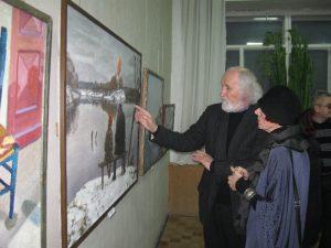 В Смоленске открылась выставка «Палитра года-2017»