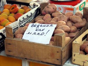 В магазинах Смоленска появятся отдельные прилавки с местной продукцией
