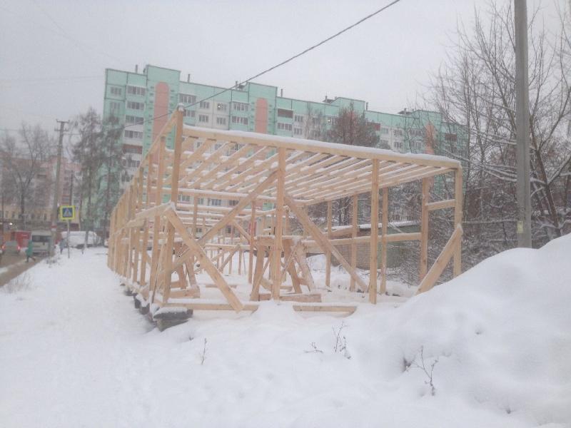 В Смоленске у «Мальвинки» снесут самострой