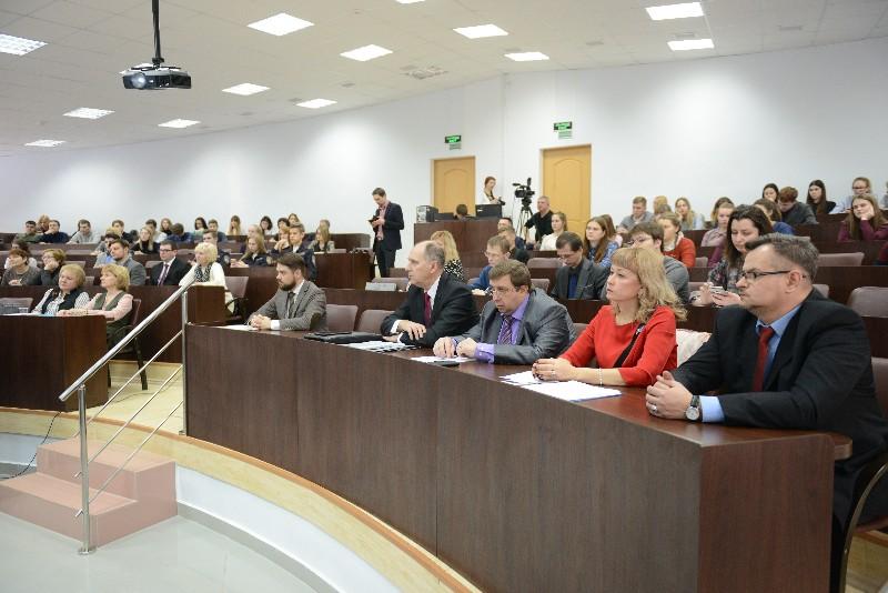 В Смоленске прошла конференция «Выборы как основополагающий фактор легитимности власти»