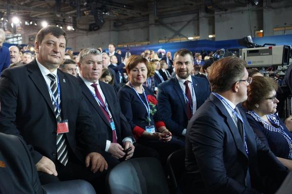 «Единая Россия» взяла курс на победу