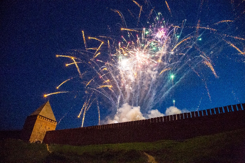 Смоленскую крепостную стену передадут в пользование Российскому военно-историческому обществу