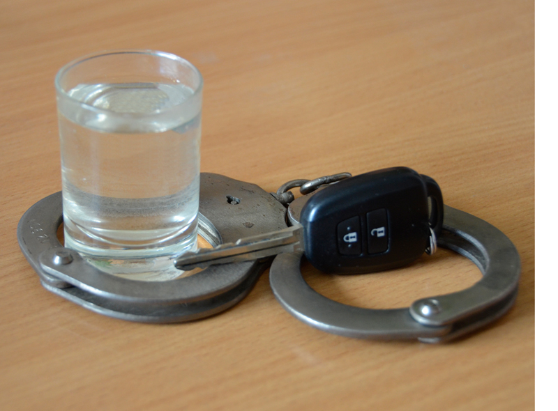 20-летняя смолянка дважды попалась пьяной за рулем