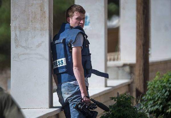 Смоленский военкор борется с Познером и Малаховым за звание «Журналист года»