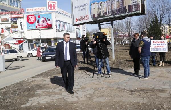 Владимир Соваренко: «Самое сложное в работе главы — чувство ответственности за все в Смоленске»