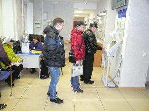 Смоленские эксперты ОНФ проверили качество работы двух подразделений Пенсионного фонда