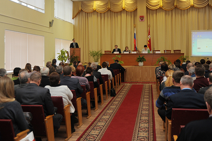 В Смоленске прошло областное совещание с руководителями сельскохозяйственных организаций и фермерских хозяйств
