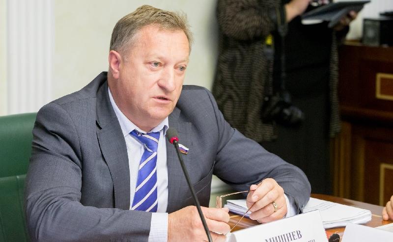 Смоленского экс-сенатора Мишнёва задержали в связи с делом Россельхозбанка?