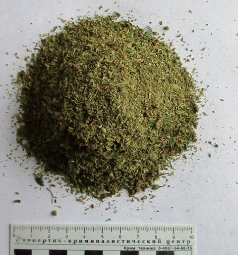 В Смоленской области поймали торговца марихуаной