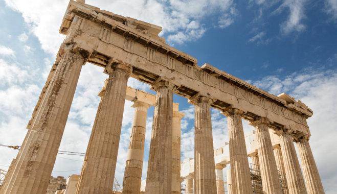 Достопримечательности столицы Греции — чем заняться в Афинах