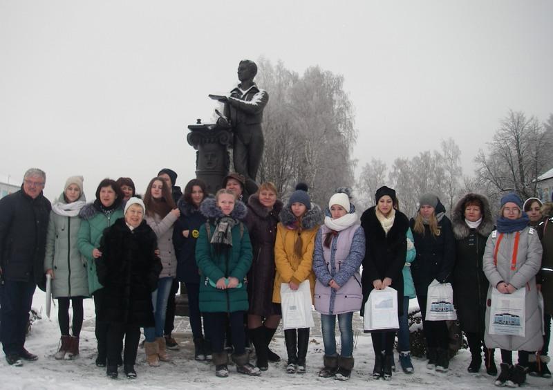 В Смоленской области отпраздновали день рождения Александра Грибоедова