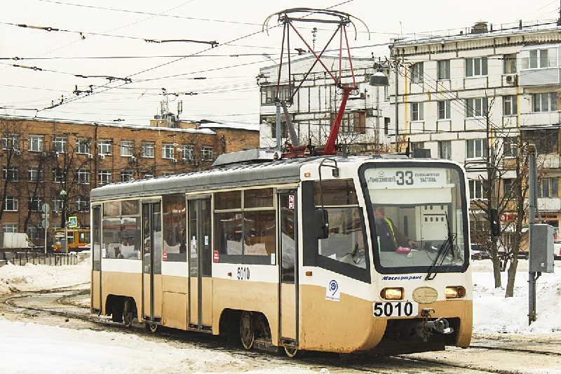 Какие столичные трамваи получат прописку в Смоленске