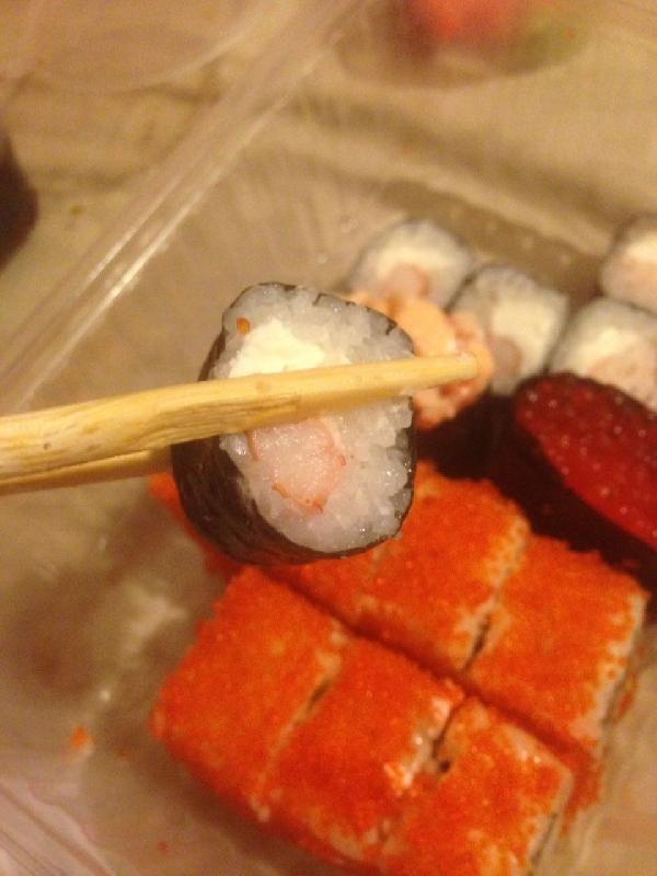 Смоленским любителям суши вместо тунца подложили селедку