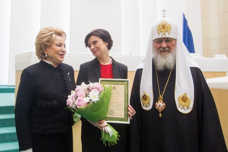 Преподаватель из Смоленска победила во всероссийском конкурсе