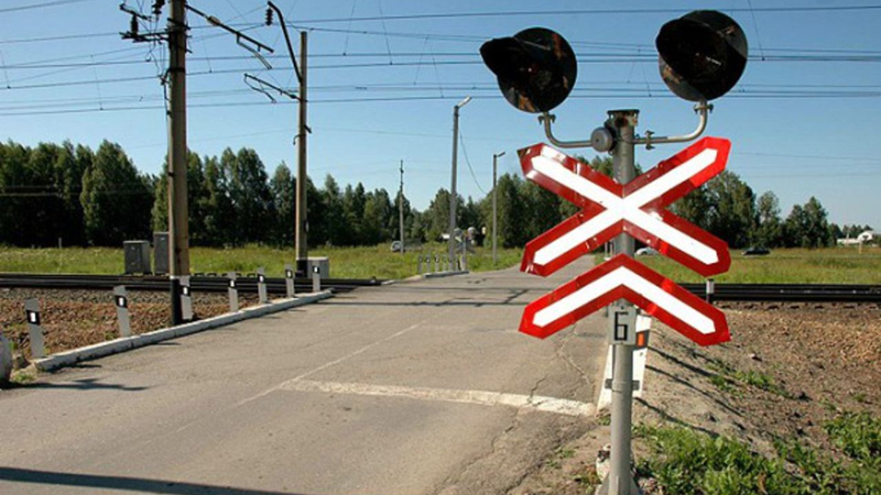 В Смоленской области 30 января закроют железнодорожный переезд