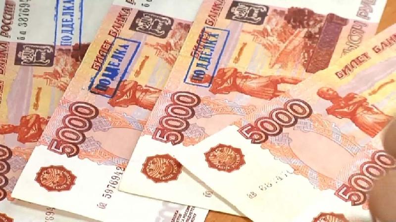 Полицейские в Смоленской области изъяли поддельных купюр на 1,2 млн. рублей