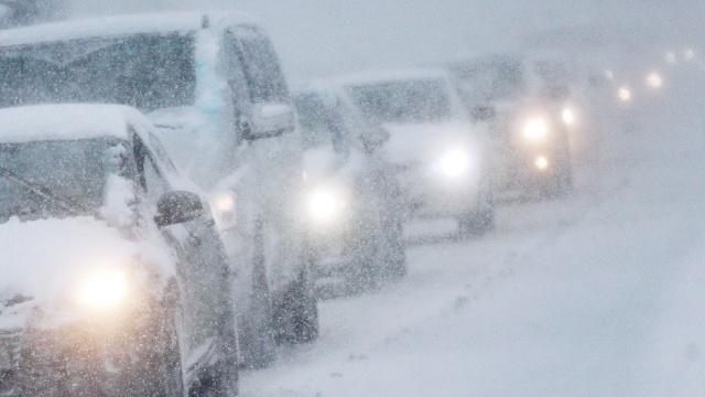 В Смоленскую область возвращается мороз