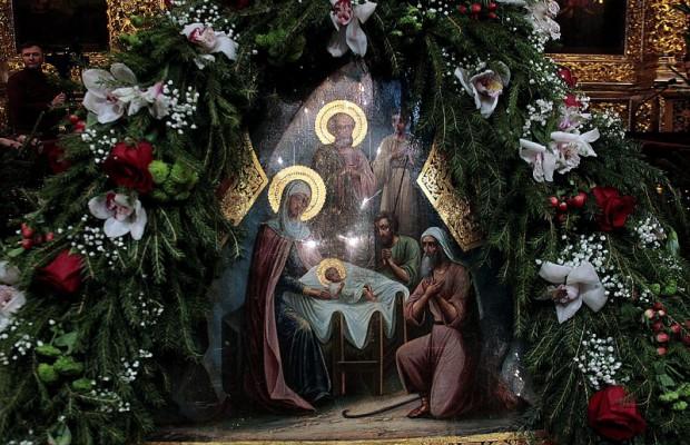 Как смоляне встретили Рождество