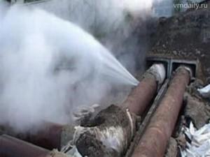 В Смоленске из-за порыва на трубопроводе жители Заднепровья остались без воды