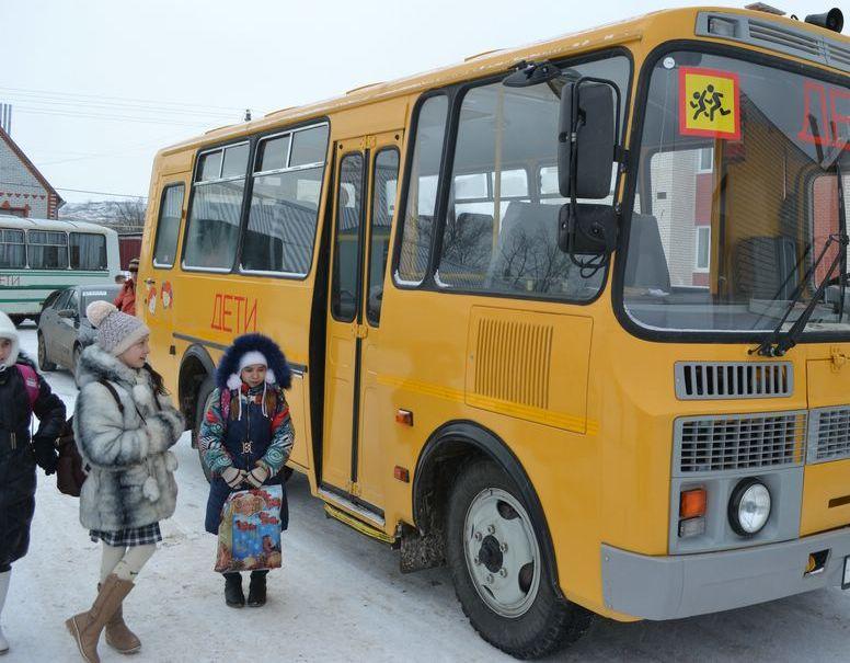 Под Смоленском нашли нарушения при перевозке школьников