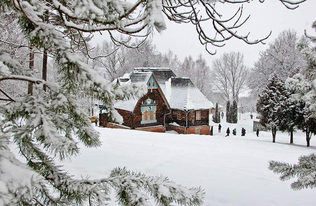 В новогодние праздники смоленские музеи посетили около 9 тысяч человек