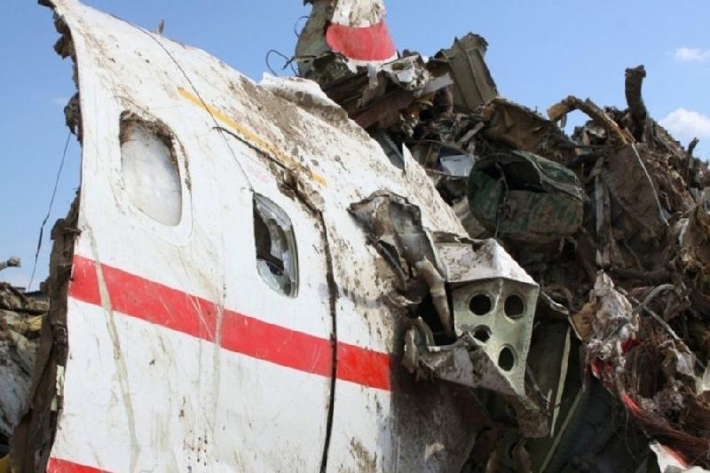В следственном комитете прокомментировали заявление о взрывах на борту польского самолета в Смоленске