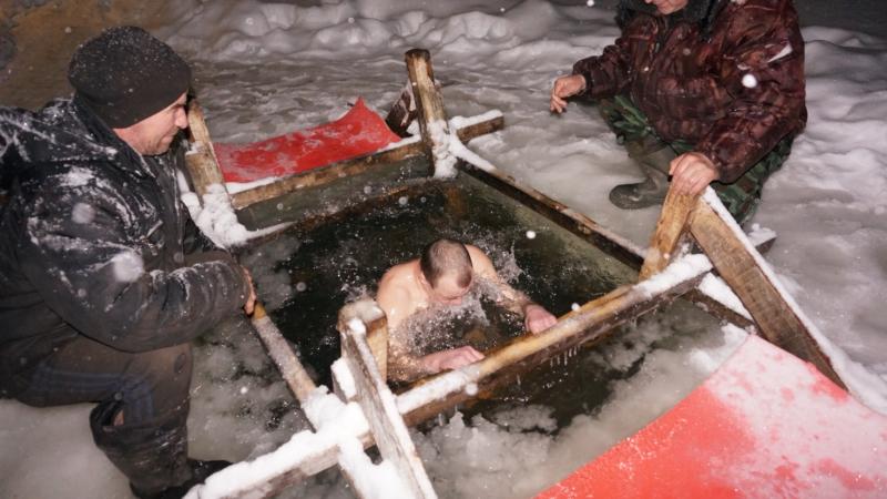 Где смоляне смогут окунуться на Крещение