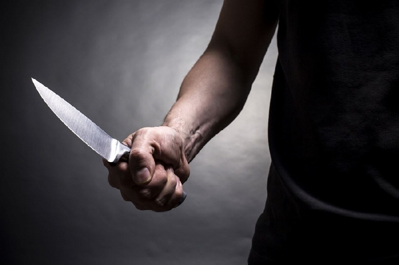 Соседка спасла смолянку от разъяренного мужа с ножом
