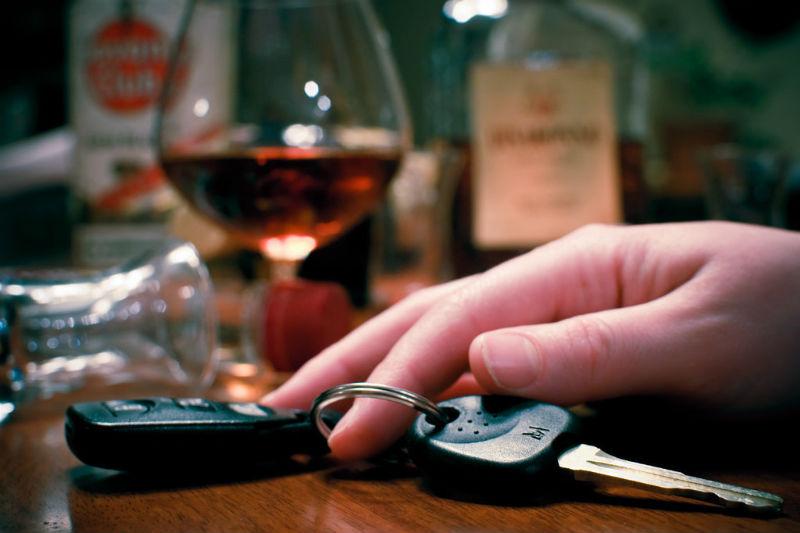 Сколько пьяных водителей остановили в Смоленской области во вторник