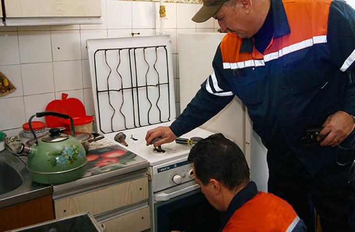 Сколько домов Смоленской области уже прошли газовую проверку