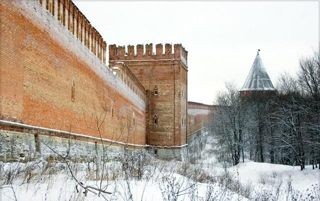 Для реставрации Смоленской крепостной стены привлекут добровольцев