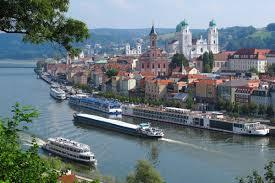 Речной круиз из Вены в Братиславу