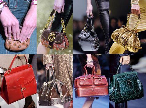 Стильная дамская сумочка: выбираем правильно