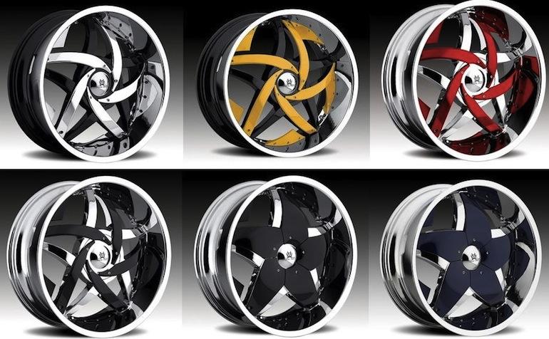 Выбираем автомобильные диски