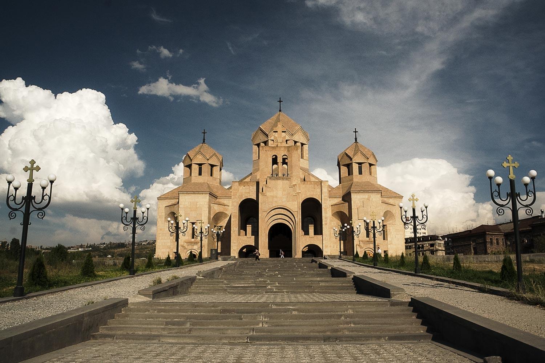 Достопримечательности в Ереване