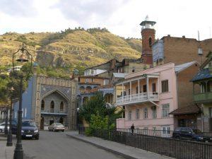 Старинный город Тбилиси