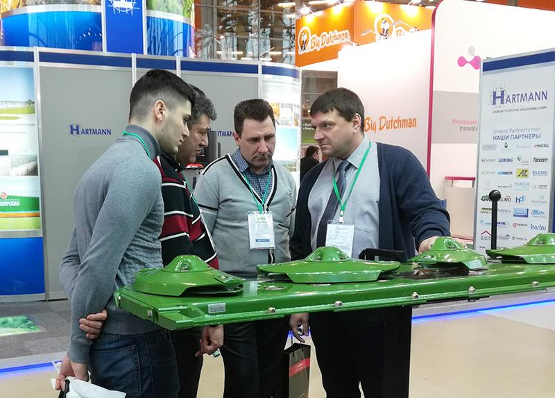 Смоленские сельхозтоваропроизводители стали участниками международной выставки «АгроФарм- 2018»