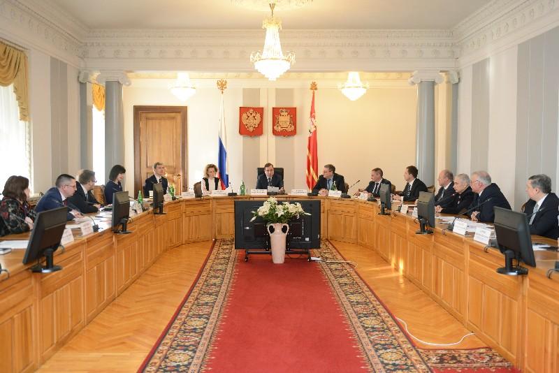 В Смоленске создадут «Островки памяти»