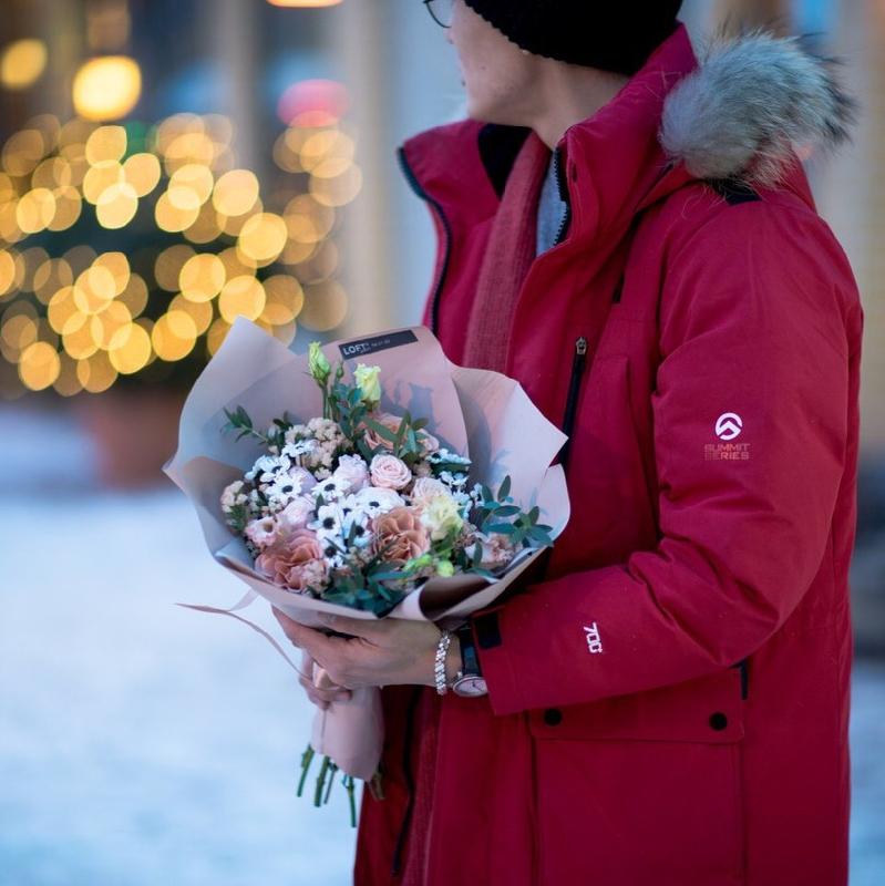 Доставка цветов и эксклюзивные букеты в Смоленске