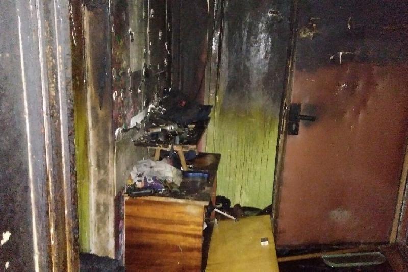 В Смоленской области из пожара спасли 7 человек