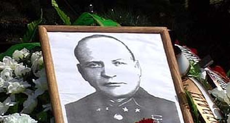 Владимир Путин наградил погибшего генерала, принимавшего участие в Смоленском сражении